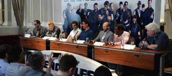 "London Photocall For ""The Expendables 3"""
