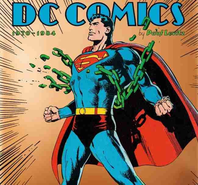 The-Bronze-Age-of-DC-Comics-review