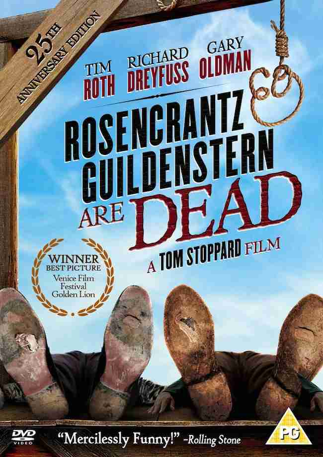 a comparison of hamlet by william shakespeare and rosencrantz by stoppard Rosencrantz and guildenstern are dead, written in the 1960s by playwright tom stoppard, is a transforation of shakespeare's hamlet stoppard effectively relocates.
